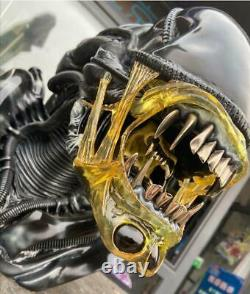 1/1 Scale Life Size Alien Warrior Resin Bust Statue Hot