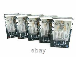 1/18 Aliens Colonial Marines Team withAPC Set MINT IN BOX