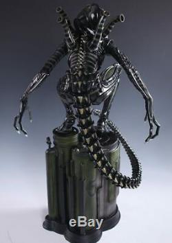 1/4 Scale Alien Full Body 60cm AVP Warrior Bust Action Figure 58x40x40cm Gift