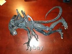1/4 Scale Warrior Alien Xenomorph 22 Action Figure NECA, Aliens 1986