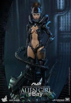 1/6 Female Alien vs Predator AVP Alien Angel Action Figure Hot Toys HAS002 Toys
