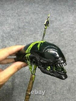 1/6 Hot Toys MMS250 Alien vs. Predator Ancient Predators Spear Head for Figure