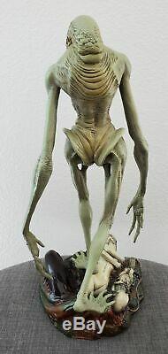 1/6 Sideshow Alien Resurrection Newborn Statue Fewture Models Fox Sample RARE