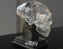 16 Indiana Jones Raiders of the Lost Ark Alien Crystal Skull Model Replica Toy