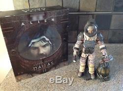 16 Scale Hot Toys Alien Captain Dallas MMS63