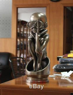 17.5 H. R. Giger Classic AVP Birth Machine Bullet Baby Resin Statue New