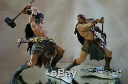 17 Mcfarlane figure Dark age Viking- Spawn Predator Alien Conan Sideshow