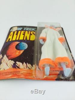 1975 MEGO STAR TREK ORIGINAL TV SERIES VINTAGE ALIEN KEEPER MOC NICE