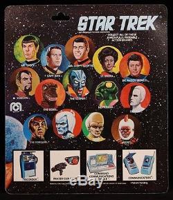 1976 MEGO STAR TREK ORIGINAL TV SERIES VINTAGE ALIEN ANDORIAN MOC HI GRADE RARE