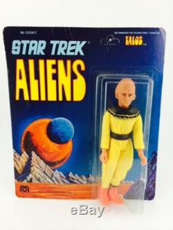 1976 MEGO STAR TREK ORIGINAL TV SERIES VINTAGE ALIEN TALOS MOC RARE