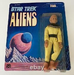 1976 MEGO Star Trek Aliens Talos MOC Factory sealed! Sun faded, Unpunched
