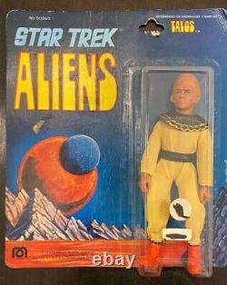 1976 Mego STAR TREK Aliens TALOS original packaging, 51204/2