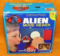 1979 Alien Kenner movie viewer vintage still sealed box shows edge wear