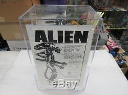 1979 KENNER ALIEN CAS 80 OVERALL GRADE 83.1 LOOSE FIGURE With POSTER HOLY GRAIL