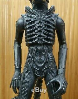1979 KENNER Alien Action Figure White Glow Head Mechanical Teeth Ridley Scott
