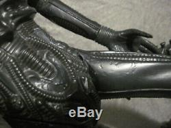 1979 Kenner Alien 18 Action Figure withDome, Rear Spike