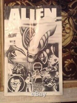 1979 Kenner Alien 18 Inch Vintage