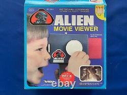 1979 Kenner Alien Movie Cassette Viewer Brand New in High Grade Opened Box