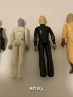 1979 Star Trek Motion Picture Lot Of 5 Aliens Mego 3 3/4 Loose Rare Toys