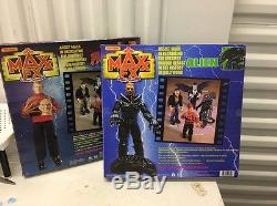1989 MAXX FX ALIEN Figure Set Quick Change (Freddy-like) WOW Matchbox