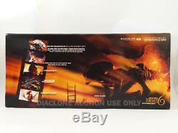 2003 McFarlane Toys Movie Maniacs 6 Aliens Alien Queen deluxe figure MISB