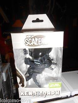 2014 NECA Alien Movie Xenomorph Scalers 3.5 Inch Full-Size Horror Figure MIB