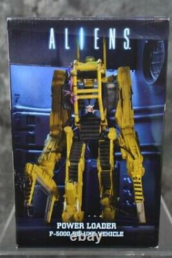 2015 Neca Aliens POWER LOADER P-5000 DELUXE VEHICLE With FREE SHIPPING