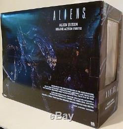 ALIEN QUEEN Aliens 15 inch Deluxe Boxed Action Figure Neca Reel Toys 2014