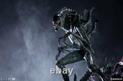 ALIENS Alien Warrior Polystone Statue Sideshow