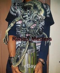 AVP Alien Vs Predator Xenomorph Alien Warrior GK Resin Statue Figure New
