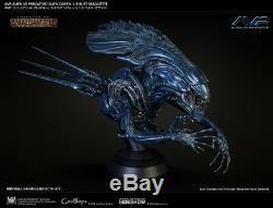AVP Alien vs Predator ALIEN QUEEN 1/3 Statue Bust Maquette CoolProps Japan NEW