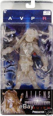 AVP avpr Alien vs Predator Requiem Stealth Predator 7in Action Figure NECA Toys