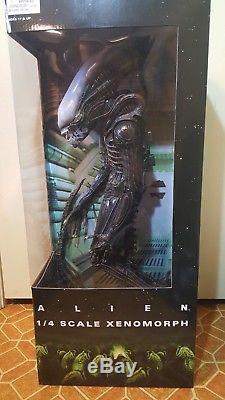 Alien 1/4 Scale Xenomorph Action figure NECA 1979 Big Chap