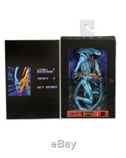 Alien 3 7 Scale Action Figure Dog Alien Video Game Appearance NECA