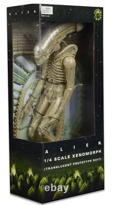 Alien Concept Xenomorph Translucent Prototype Suit 14 Scale 22 Figure OE