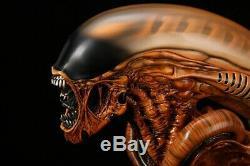 Alien³ Dog Alien 1/3 Bust Resin Statue Figurine Collectibles Model In Stock New