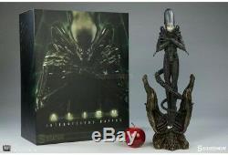 Alien Internecivus Raptus Statue Sideshow Collectibles