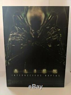 Alien Internecivus Raptus Statue Sideshow H. R. Giger Xenomorph