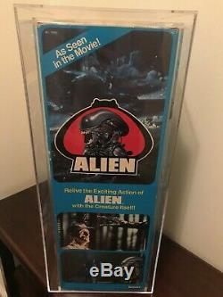 Alien Kenner 1979 18 Action Figure Factory Sealed AFA 50 SUPER RARE GRAIL