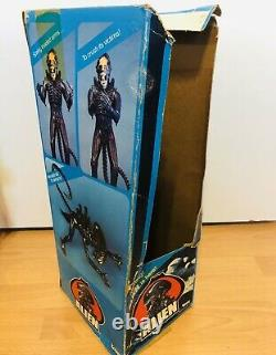 Alien Kenner 1979 vintage Big Chap Giger 18 Boxed Rare And Complete fast SH