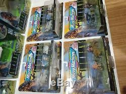 Alien Predator micro machines lot heads ships collection 16 pieces micromachines
