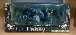 Alien Queen 13 Aliens Movie Maniacs 6 McFarlane Toys 2003 New Mint In Box Rare
