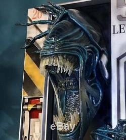 Alien Queen Aliens Life-Size Wall Sculpture