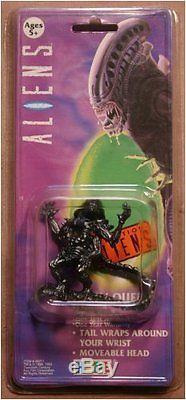 Alien Queen Figure Digital Watch 1993 Vintage Old Stock