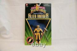 Alien Rangers Mighty Morphin Power Rangers 1995 NIB Ninja Sentai Kakuranger