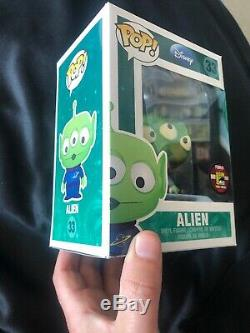 Alien Sdcc Funko Pop Very Rare Toy Story Disney