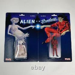 Alien v Predator E. T. Michael Jackson Thriller ET Special Edition Action Figures