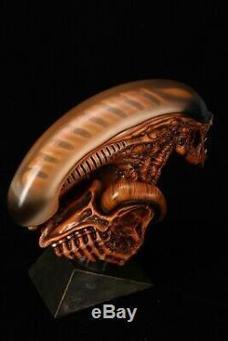 Alien3 Head Statue Alien Dog Model Painted Statue 1/3 Scale Sculpture RARE
