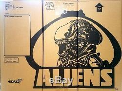 Aliens 18-Inch Alien Warrior ACID GREEN Action Figure NIB SUPER7 2017