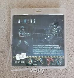 Aliens 1986 Private William Hudson Vs Xenomorph Warrior Action Figure Neca Used